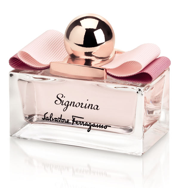 Novi Salvatore Ferragamo parfem Signorina