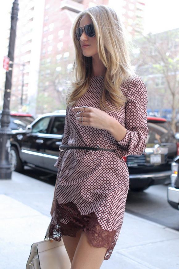 Rozi Hanington u Njujorku