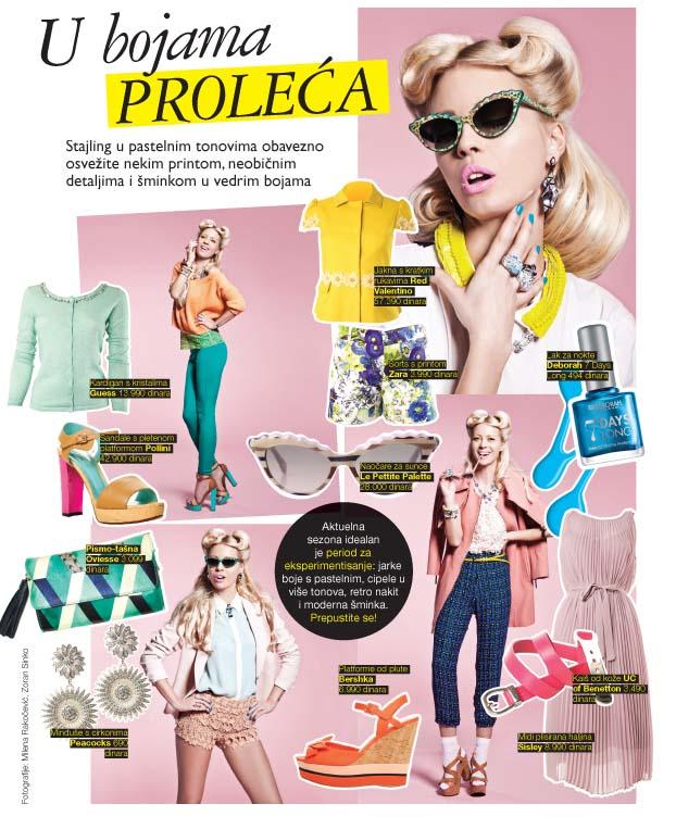 pastel trend, shopping, šoping