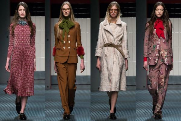 c7d53c885fbb Gucci jesen zima 2015 2016 Kolekcija - Milan Fashion Week