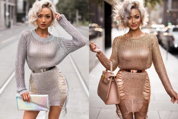 9d501c23cc20 Modni trend za proleće  pocepana odeća