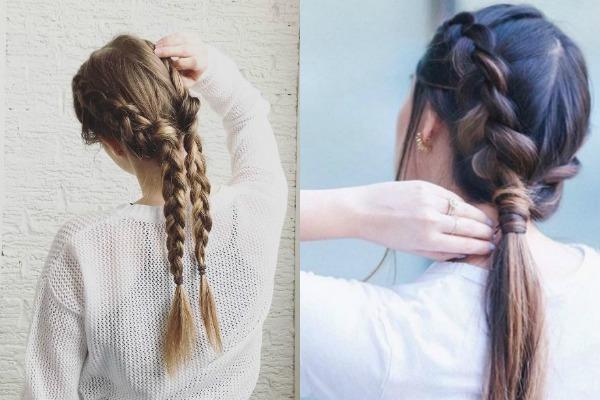 Frizure za poludugu kosu | Ženski kutak  |Frizure Sa Figarom