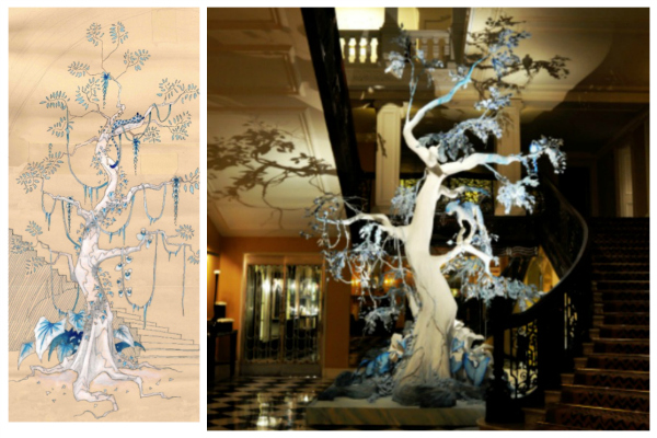 dizajn jelke: John Galliano za Dior