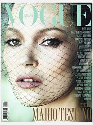 Kejt Mos za španski Vogue