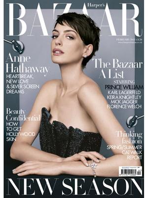 En Hatavej za Harper's Bazaar