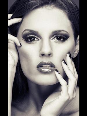Vedrana Grbović, model