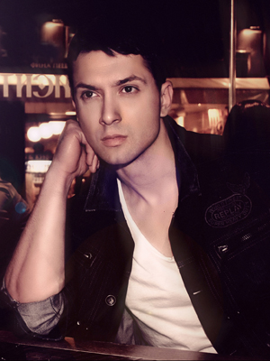 Filip Ivanjac, model
