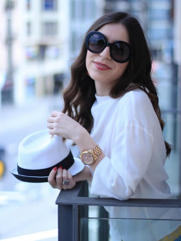 Reč blogerke - Angela Đukic, Mademoiselle Endzy