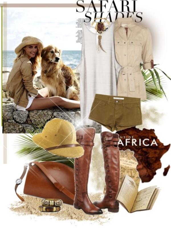 Stil dana – U duhu Safarija