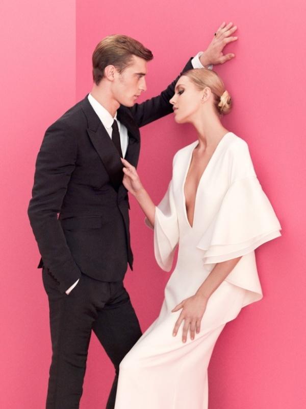 Anja Rubik i Karmen Pedaru zvezde Gucci Style 2013