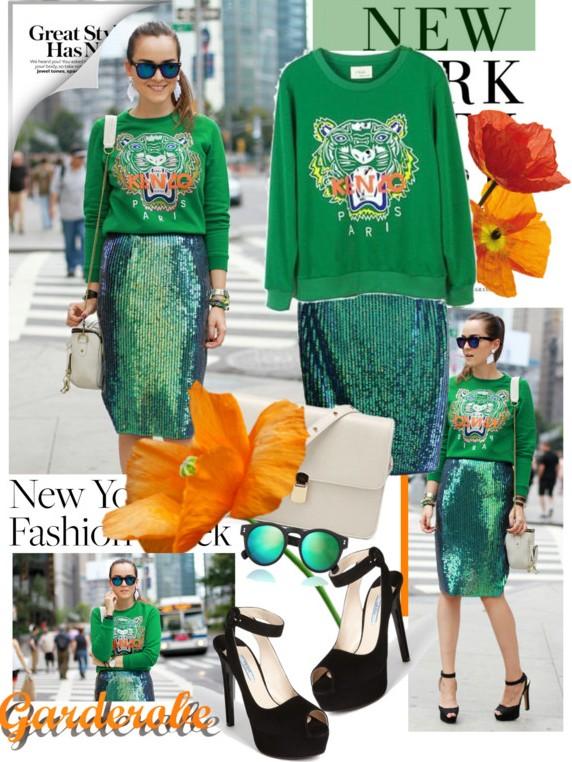 Stil dana – Zeleno svetlo u Njujorku