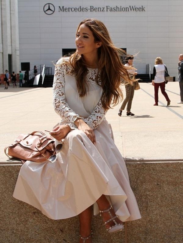 Tamara Kalinić na NY Fashion Week-u - Prvi dan