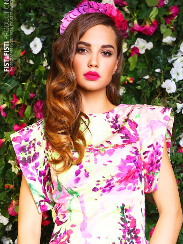 Lagane haljine u Lolita Shonidi proleće - leto 2014 kolekciji