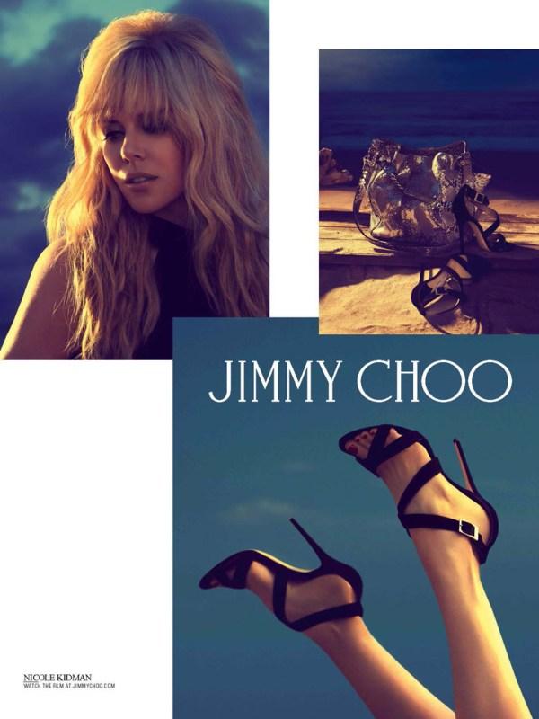 Nikol Kidman za Jimmy Choo Cruise 2014 kampanja