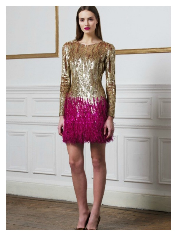 Matthew Williamson Pre-Fall 2014 kolekcija