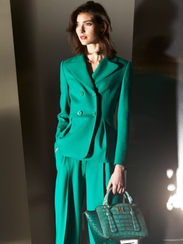 Escada Jesen/Zima 2014-2015 Lookbook