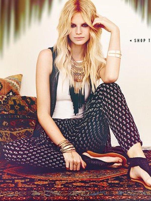 Forever 21 Bohemian Dreams - 2014 Lookbook