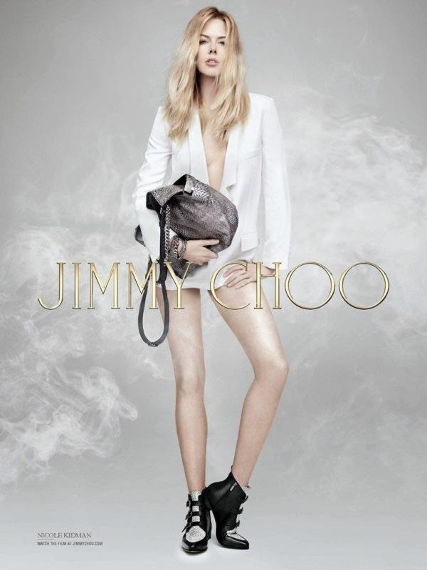 Prvi pogled: Nikol Kidman za Jimmy Choo Pre-Fall 2014