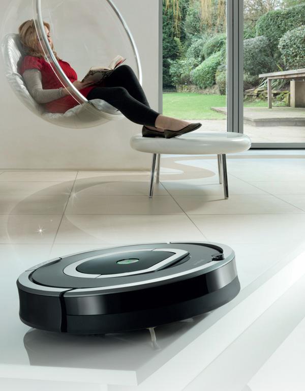 USISAVA UMESTO VAS – Robot usisivač iRobot Roomba®