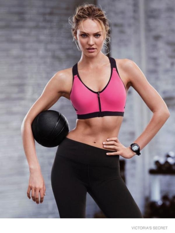 Victoria Secret sportski katalog