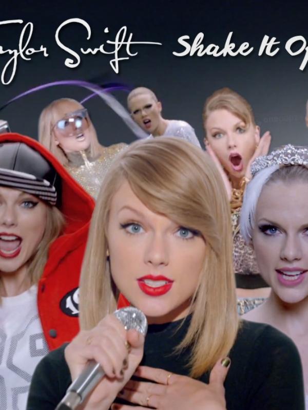 """Tejlor Svift predstavlja spot """"Shake It Off"""""""