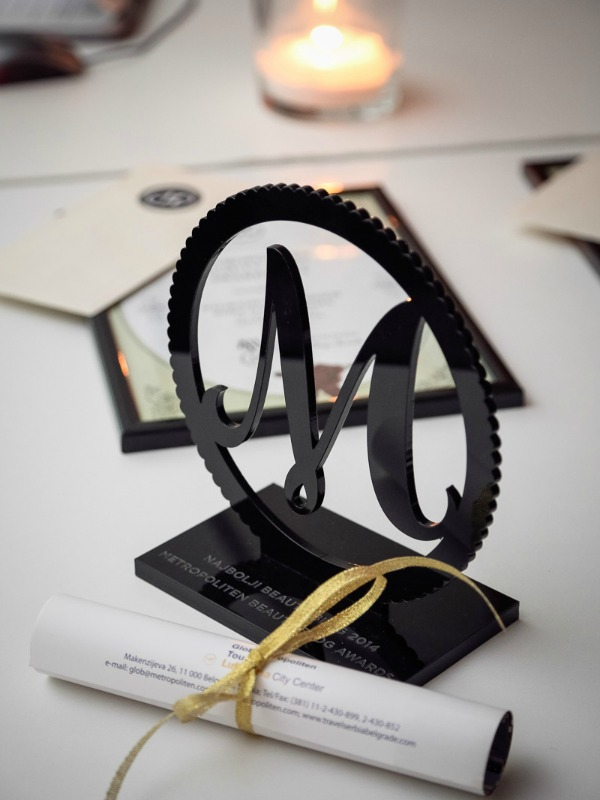 Metropoliten Beauty Blog Awards - izabran je najbolji beauty blog 2014