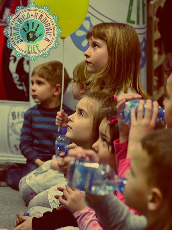 Mini spektakl za decu