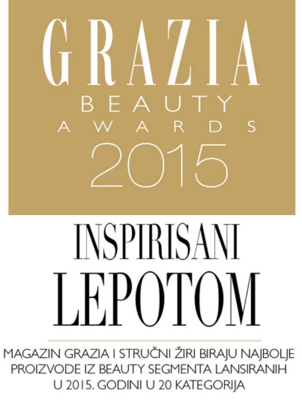 GRAZIA Beauty Awards 2015