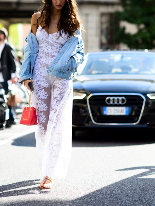 Ciao, Bella! Street Style na Milan Fashion Week-u