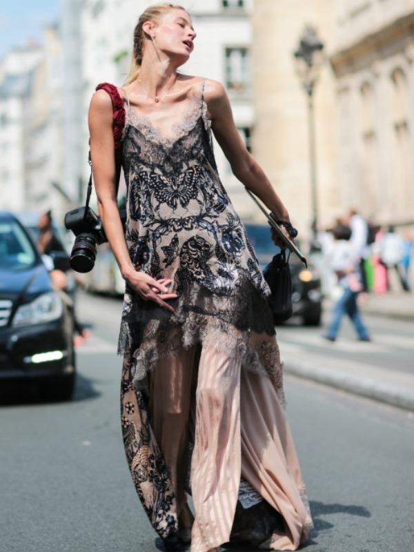 Najstilizovanije gošće na Nedelji mode u Parizu
