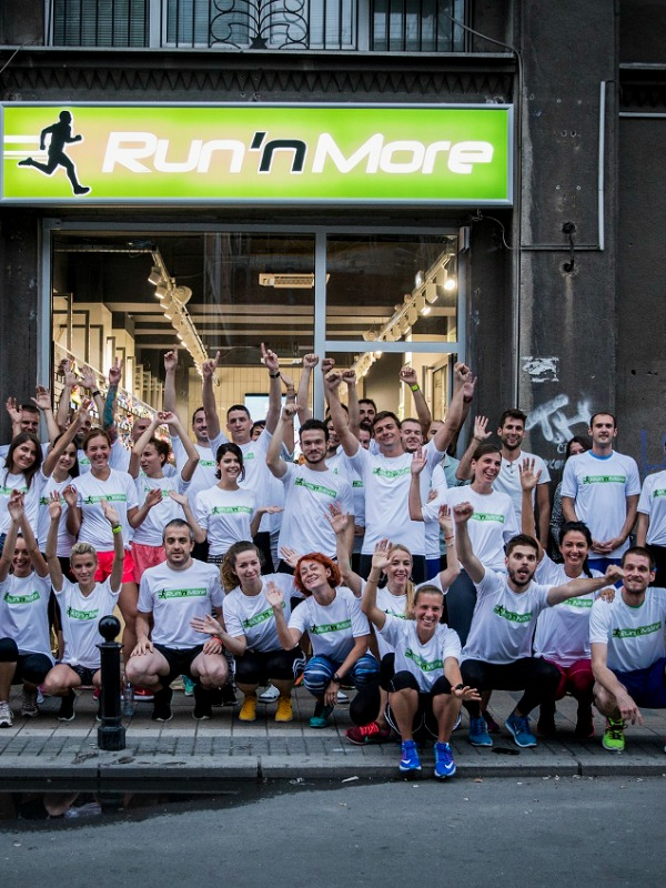 Otvorena je Run 'n More  prva specijalizovana prodavnica za trkače u Srbiji