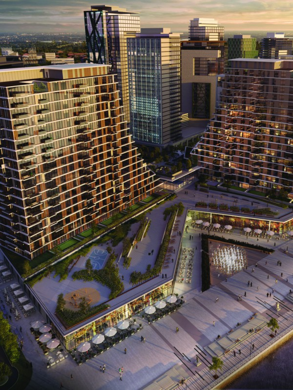 Master plan Belgrade Waterfronta predstavljen u Harrods-u