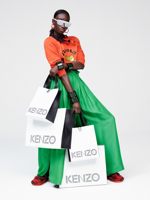 Objavljene KENZO x H&M lookbook fotografije