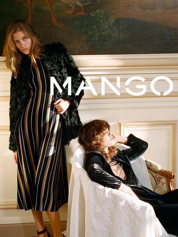 Predstavljamo vam decembarsku kolekciju španskog brenda Mango!