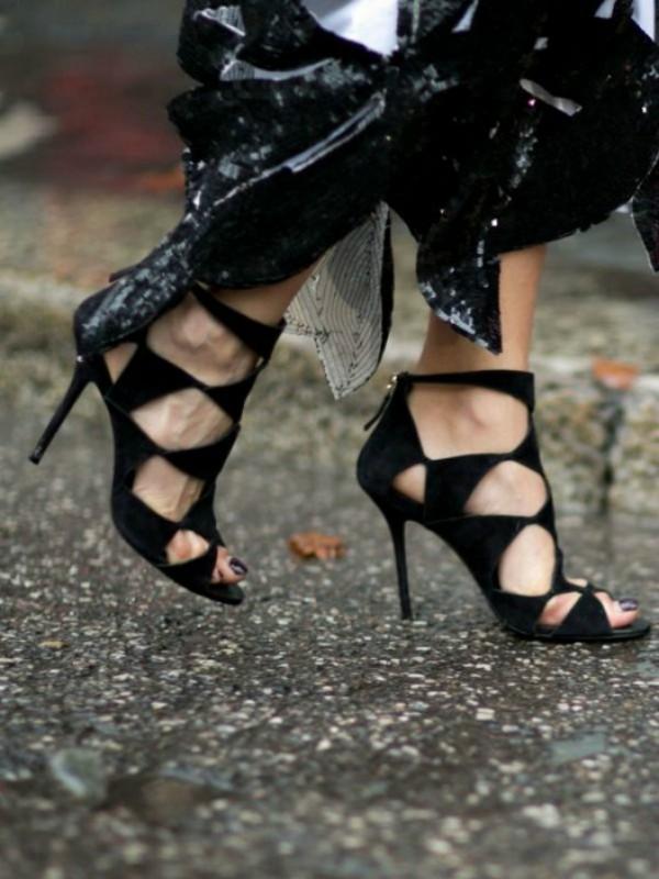 Street style: najlepša obuća sa ulica modnih metropola