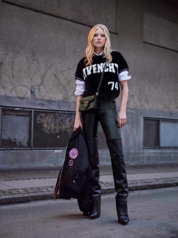 Elsa Hosk je novo lice brenda Givenchy