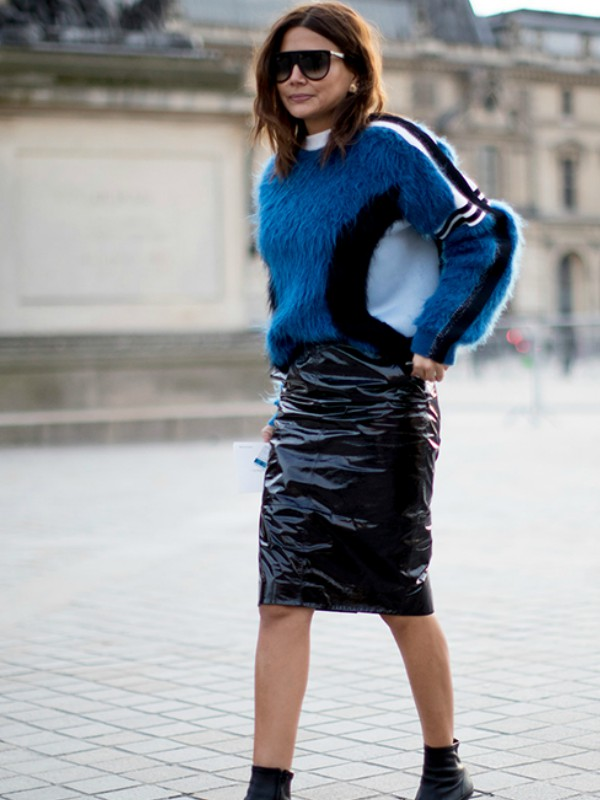 Street Style: poslednji dan Paris Fashion Week-a