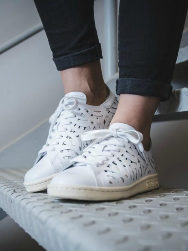 Idealne za leto - Stan Smith Cutout