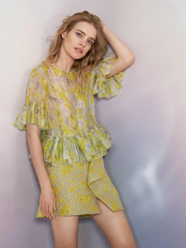 Kolekcija H&M Conscious Exclusive 2017 prikazuje lepotu održivosti