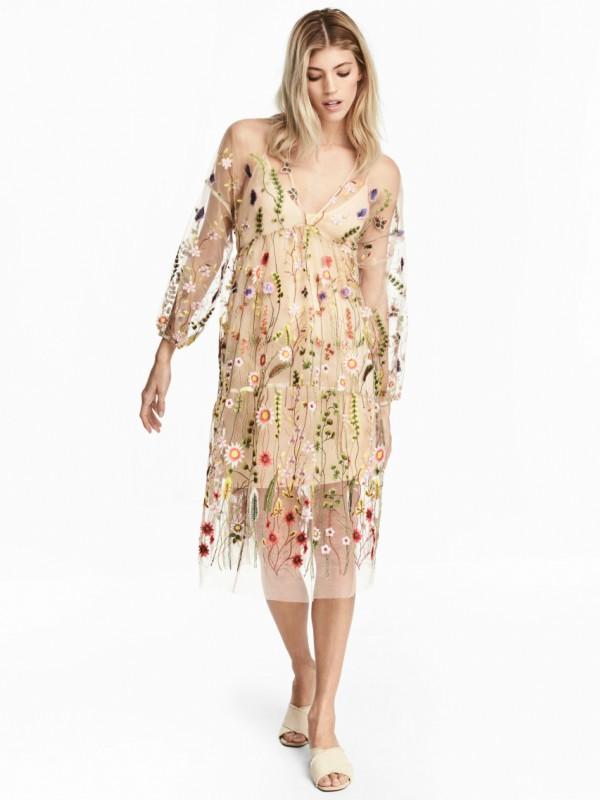 Predmet želje – Cvetna haljina iz H&M-a
