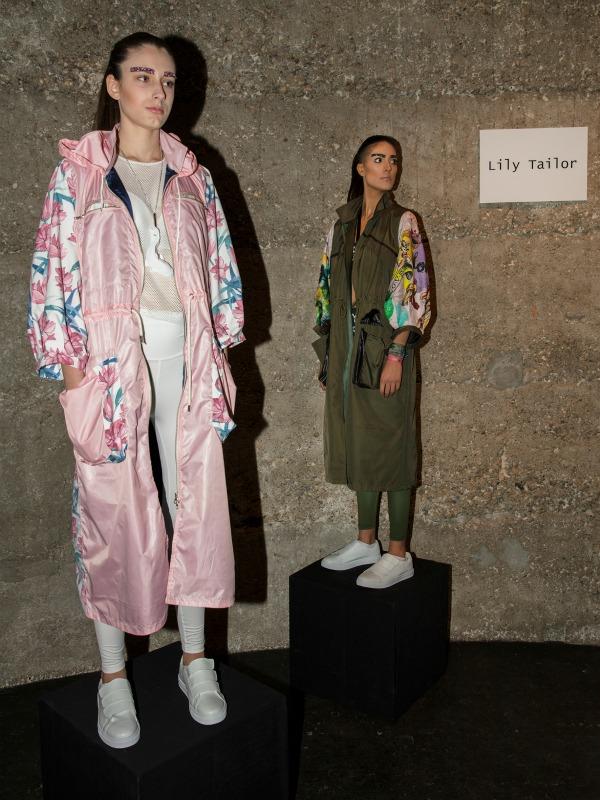 Modne vinjete na Belgrade Fashion Week-u
