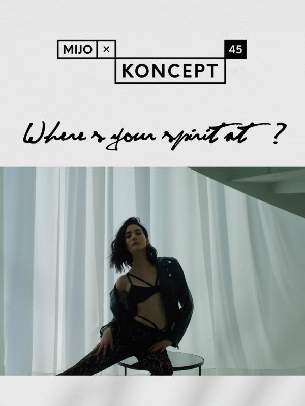 KONCEPT 45 predstavio prolećnu kolekciju, nove brendove, novi album Depeche Mode i katalog za proleće/leto 2017