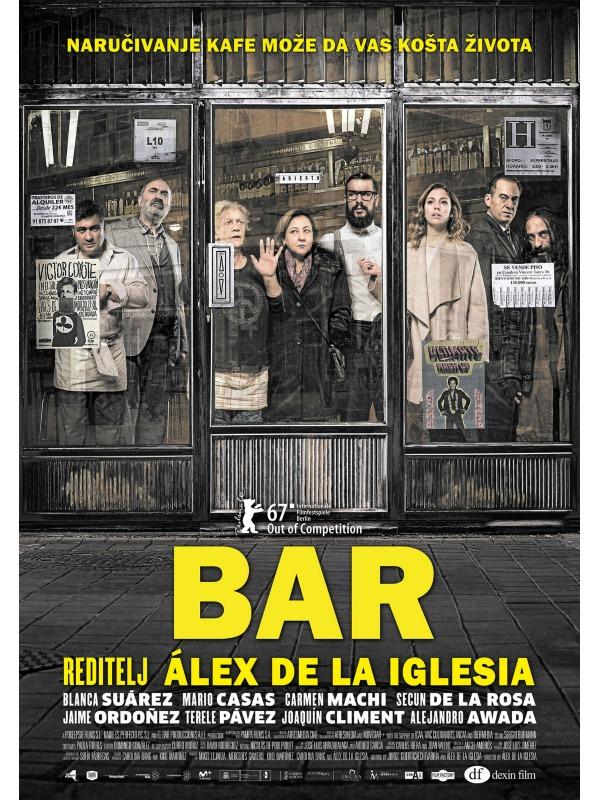 Žanrovski mix Aleksa de la Iglesije u bioskopima od 26. maja