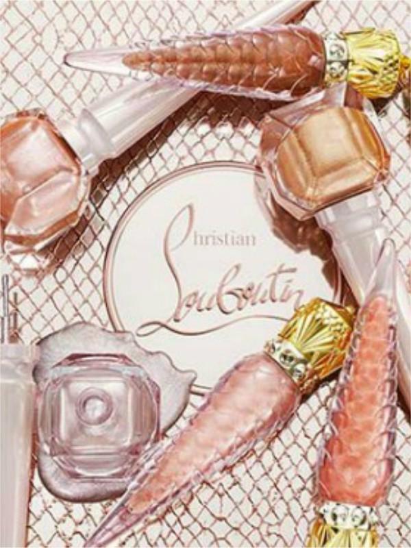Nova Christian Louboutin kolekcija sjajeva i lakova za usne
