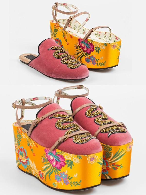 Aksesoar dana: Gucci cipele 3u1