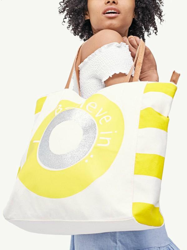 Najlepše torbe za plažu iz high street ponude