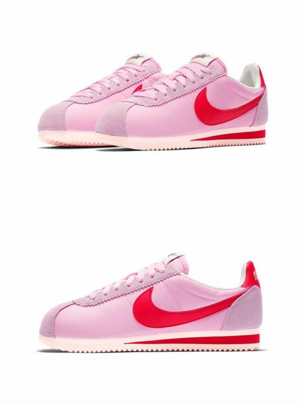 "Novi Nike Cortez - ""Rose Pink"""