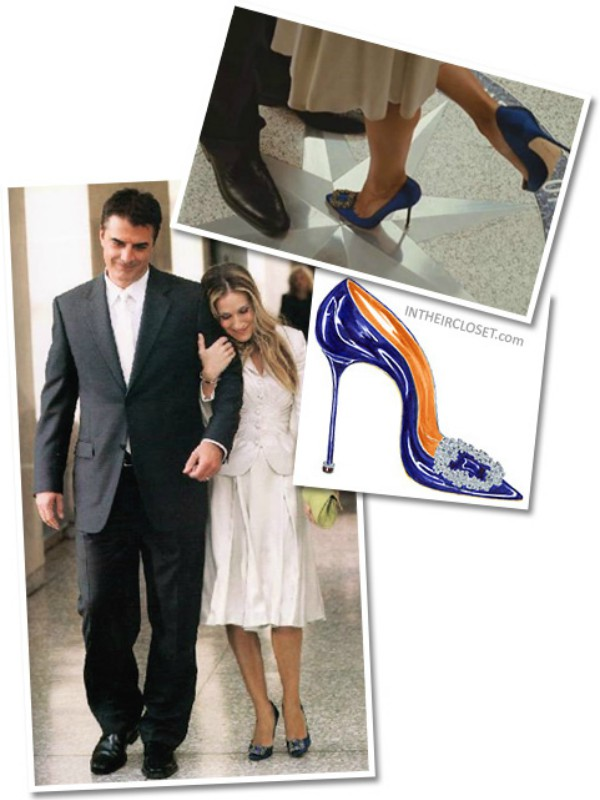 Pristupačna verzija omiljenih cipela Keri Bredšo