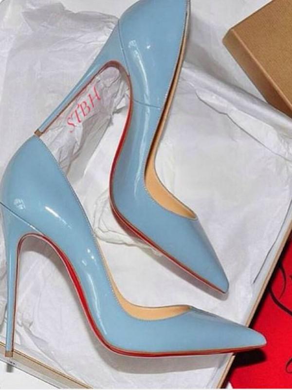 Cipele u boji neba