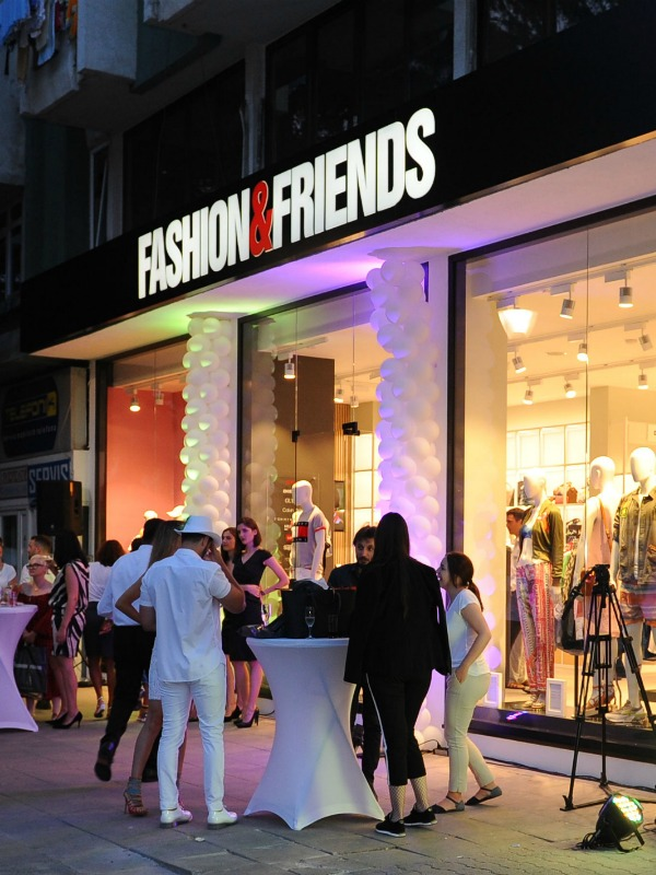 Otvoren prvi Fashion & Friends store u Baru